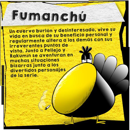 Biografia-Fumanchu
