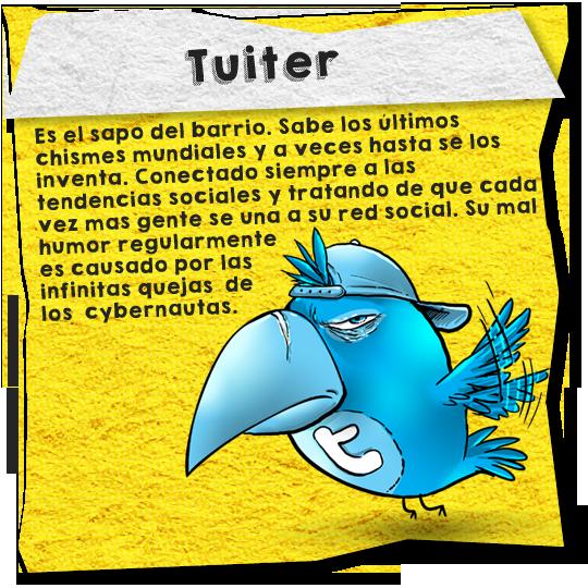 Biografia-Tuiter