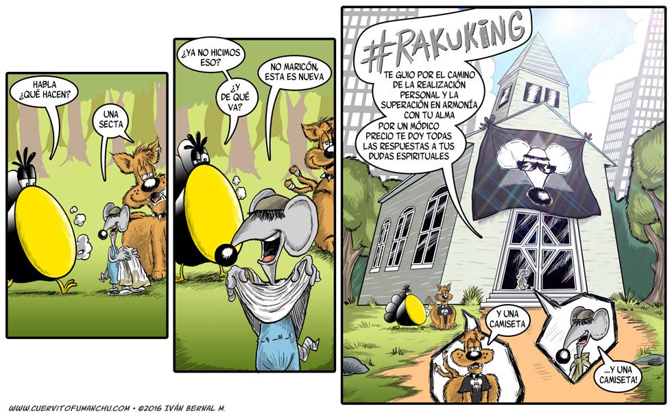 48. RakuKING – The awakening