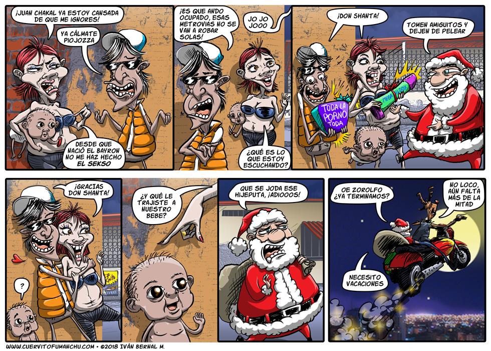 154. Shanta Navidad – Parte 2
