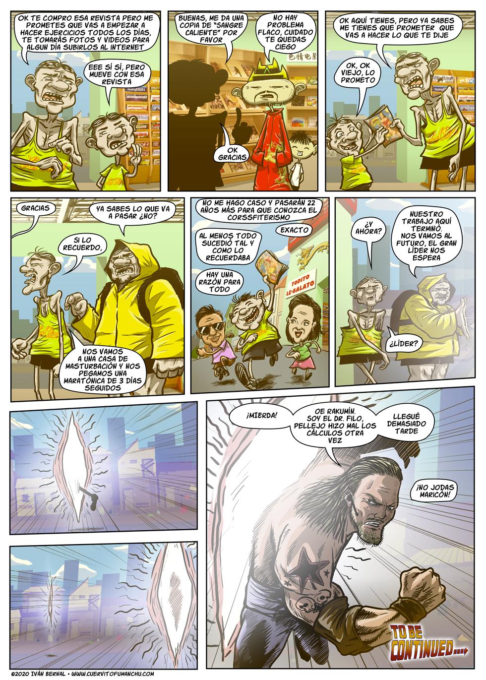 219. El Doctor Filo
